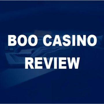 BOO CASINO 2020 REVIEW