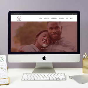Personal Wedding Website