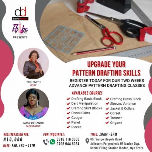 DATINA DESIGN'S PATTERN CLASS